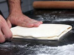 Pâte feuilletée au beurre à six tours - Meilleur du Chef