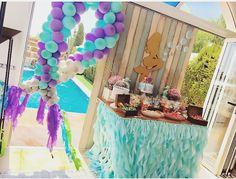 Mermaids!!!Mesas dulces, repostería creativa, artesana, fuentes de chocolate....