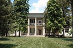 The Hermitage Mansion. TN project