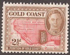 Big Blue 1840-1940: Gold Coast