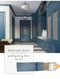 Our Top Color Palette Trends Spring 2017 - Medium Blue