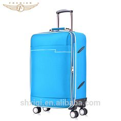 double spinner travel trolley Luggage cheap valises suitcase for sale
