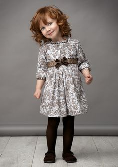 MOMOLO Street Style Kids :: The first children's fashion social network Toddler Dress, Toddler Outfits, Baby Dress, Kids Outfits, Dress Up, Little Girl Outfits, Little Girl Dresses, Girls Dresses, Frocks For Girls