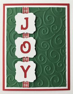 Cricut Christmas Cards, Stamped Christmas Cards, Simple Christmas Cards, Christmas Card Crafts, Merry Christmas, Homemade Christmas Cards, Printable Christmas Cards, Christmas Scrapbook, Homemade Cards