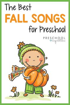 Movement Preschool, Fall Preschool Activities, Preschool Music, Preschool Printables, Preschool Lessons, Lessons For Kids, Songs For Toddlers, Songs For Kids, Pk Songs
