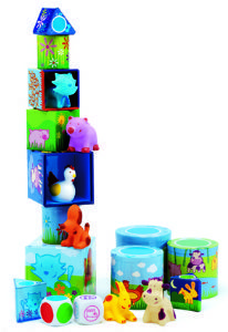 Ludanimo by Djeco, 3 games in one. A brilliant game to play with your child or a group to play together. Suitable for age 3+. Available from Cheshire Toy Shop.