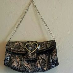 I just discovered this while shopping on Poshmark: Betsey Johnson Purse. Check it out!  Size: OS