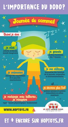 Infographie : les bénéfices du sommeil Infographic: the benefits of sleep For the day of slee Education Positive, Baby Education, Montessori, Benefits Of Sleep, Computer Engineering, Engineering Quotes, Home Schooling, Preschool, Parenting