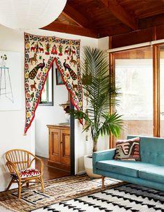 the colorful Australian home of pop & scott's founders. / sfgirlbybay