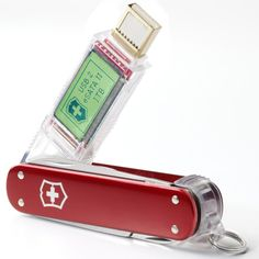 1TB USB flash drive.