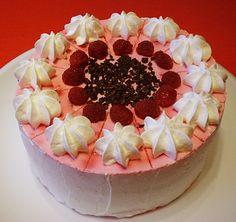 Himbeer - Frischkäse - Torte, ein beliebtes Rezept aus der Kategorie Backen. Bewertungen: 19. Durchschnitt: Ø 4,2.