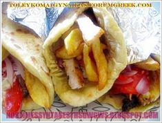 Cookbook Recipes, Cooking Recipes, Gyro Pita, Cookie Dough Pie, Greek Recipes, Cheesesteak, Cooking Time, Food Processor Recipes, Food And Drink