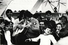 Victor Jara, well-known Chilean singer and public figure who paid for his support of President Allende with his life
