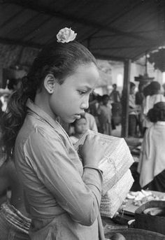 George Rodger. INDONESIA. 1953.