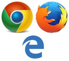 Desde la aparición de Windows 10, la competencia por los navegadores en PC se amplió con un nuevo participante: Microsoft Edge. La nueva creación de los de Bill Gatesincluye funciones novedosas que buscan ampliar los horizontes del navegador clásico. Sin embargo, tiene enfrente dos adversarios potentes, el todopoderoso Chrome de Google y Firefox, la primera gran alternativa en navegadores que todavía se mantiene activa. ¿Cuál es mejor opción entonces? Vamos...