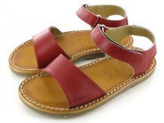 Gioseppo Detské Sandále Oboe Rojo