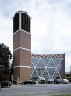 Heilig Kreuz Kirche #Bottrop #Ruhrgebiet