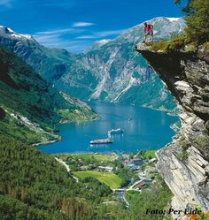 Geiranger From Fjord to Summit