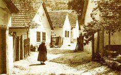 Dömösi utca, 1930-as évek. kepido.oszk.hu