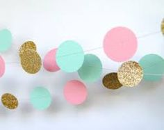 Image result for pink, gold and teal room                                                                                                                                                                                 More