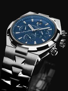 TimeZone : Industry News » N E W M o d e l s - Vacheron Constantin Overseas Collection
