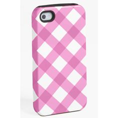 Case-Mate® Gingham iPhone 5 Case (Nordstrom Exclusive) ($38) ❤ liked on Polyvore