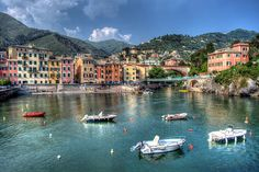 Nervi, Italy: one of the prettier places I've been.