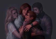 Familia reunida. Saudades<<<<<< Aaaawwwwwww noooo this is so sad