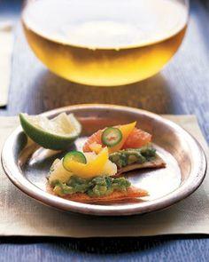 Avocado and Grapefruit Tortillas Recipe