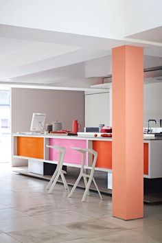 Neon Paints - Interior Design Trends 2013 - Home Furnishings (EasyLiving.co.uk)