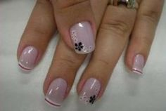 Pin by Kazys Lukošius on woman manicure Nail Manicure, Toe Nails, Pink Nails, Fingernail Designs, Toe Nail Designs, Elegant Nails, Stylish Nails, Nail Decorations, Flower Nails