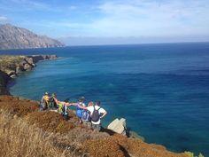 Con gli amici è sempre un buon weekend! #CalzeGMfriends #Karpathos