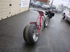 Chopper Bike, Fat Bike, Kids Ride On, Hobby Ideas, Mini Bike, Bike Design, Choppers, Custom Bikes, Biking