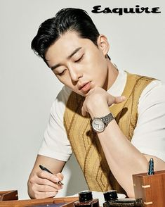 """Park Seo Joon Shares His Acting Philosophy And Why He Chose """"What's Wrong With Secretary Kim""""? 
