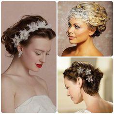 """Képtalálat a következőre: """"bridal hair 2017 trends"""""""