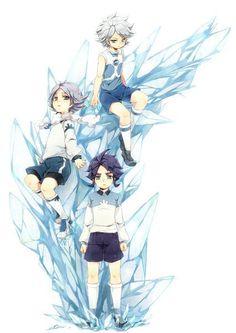 ♥ Inazuma Eleven ♥ - fubuki x suzuno - Wattpad