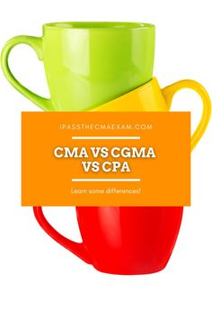 Are you wondering which exam is best for you? There are so many! CMA vs CGMA vs CPA: What was our guest blogger Fifa's Choice? #CMA #CMAExam #CMABlog Exam Study Tips, Exams Tips, Accounting Student, Accounting And Finance, Career Path, Career Advice, Enrolled Agent, Managerial Accounting, Cpa Exam