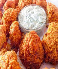 Find and share everyday delicious and quick recipes. Perfect food and drink ideas Quick Recipes, Vegan Recipes, Cauliflower Buffalo Wings, Super Bowl Sunday, Recipe Link, Ranch Dressing, Perfect Food, Organic Recipes, Aloe Vera