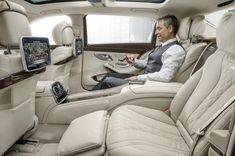 Mercedes Maybach S 600 interior #CarPorn and #SickRides: What #Rvinyl is All About