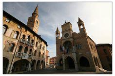 Pordenone, Friuli Venezia Giulia, Italy - where our little was born