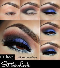 Get this great Motives Cosmetics look from @MaquillateconAurora GB http://es.shop.com/pilarmena