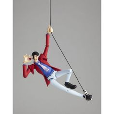 Kaiyodo Legacy of Revoltech LR-025 Lupin The 3rd Lupin III Kaiyodo Legacy of Revoltech LR-025 Lupin The 3rd Lupin III...