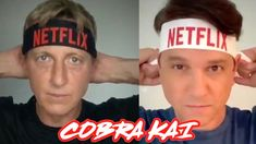 Karate Kid Movie, Karate Kid Cobra Kai, Full Cast, It Cast, Netflix Promo, William Zabka, Jacob Bertrand, Cobra Kai Dojo, Cute Halloween Makeup