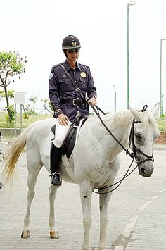 Japanese Police, more at www.PoliceHotels.com