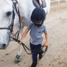 ride or die // #AlonsoMateo #Bellerophon #LittleEquestrian
