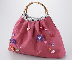 and Deco to cute granny bag <large> | homemade recipes | Clover Co.