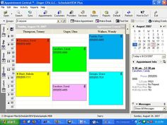 Medical scheduling software can give medical professionals the edge when it comes to booking patients. Browse this site http://www.scheduleview.com/appointment-scheduling/ for more information on Medical Scheduling Software. Programs offer such features as point-and-click functionality to easily schedule appointments, e-mail and text message reminders, report-generating capabilities, and, if desired, patient self-scheduling.