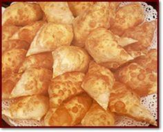 Ricette > Emilia Romagna > Piatti di mezzo: Gnocco fritto