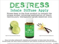 Young Living Essential Oils: Stress Away