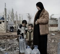 Op-Ed from our Judith on why the people of Syria need aid, not arms...
